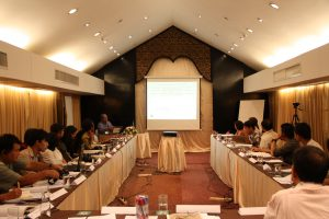 Inception Meeting at Eurasia Chiang Mai Hotel