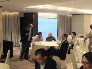 Dr. Prasert making an intervention at the workshop. ©CI/Yoji Natori